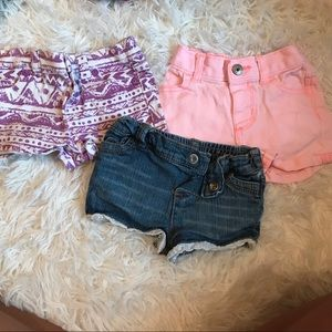 Other - Little girls shorts!